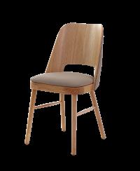 כסאות עץ - מרכז השולחן והכסא